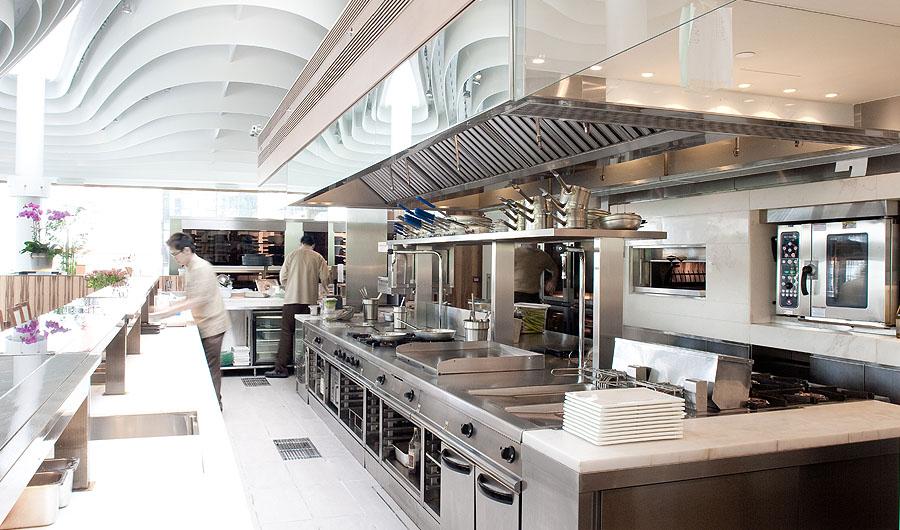 Pulizie cucine industriali Milano